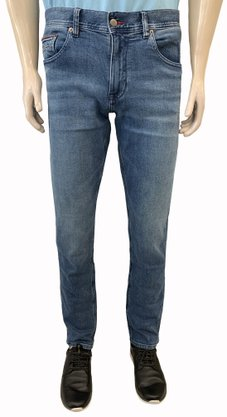 CALCA JEANS TOMMY REGULAR FIT