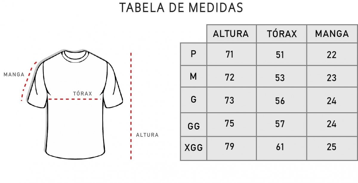 CAMISETA TOMMY ESTAMPADA MANGA CURTA
